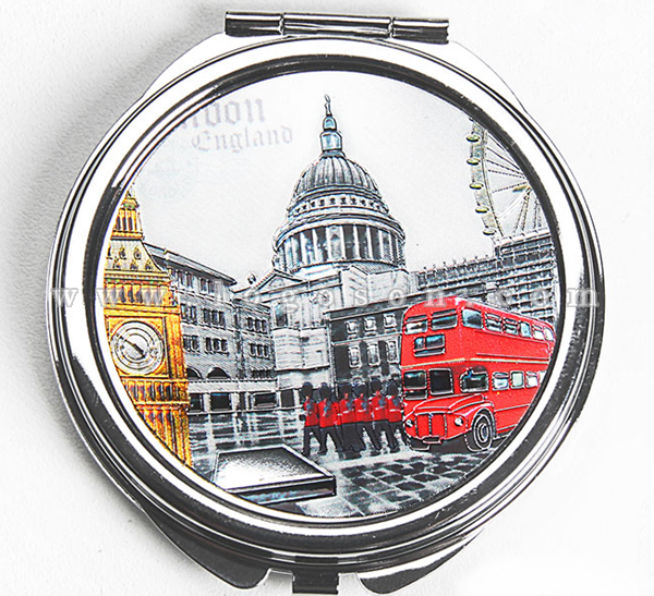 london compact mirror