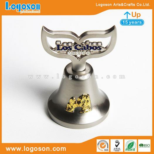 Metal Small Dinner Bells Wholesale Mexico Style Bells