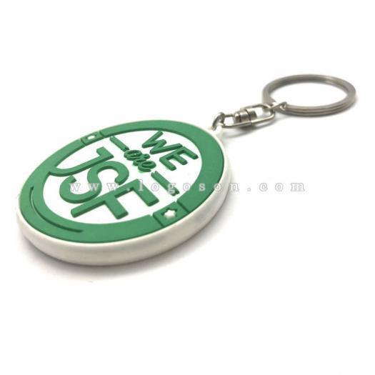 Custom Photo Wholesale Rubber Keychains Manufacturers China