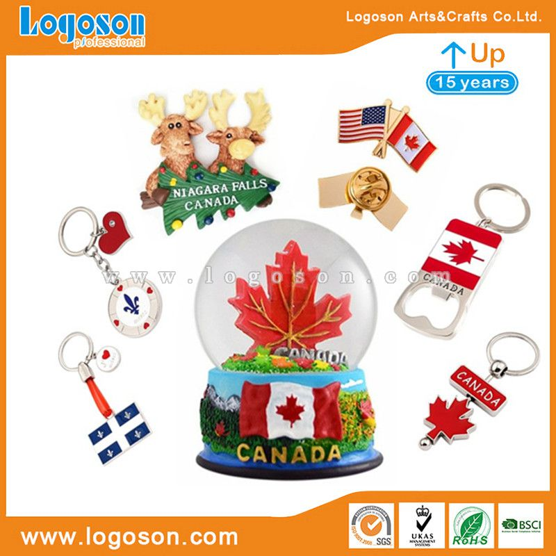canada souvenirs set