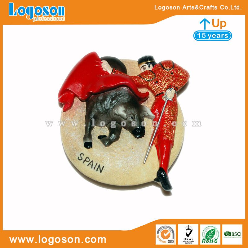 spain resin magnet
