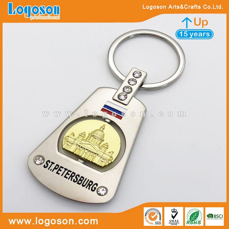 st pertersburg keychain