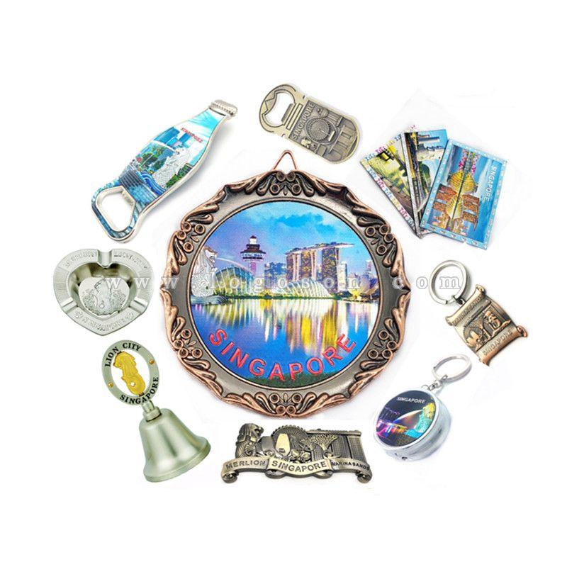 Singapore souvenir gift set
