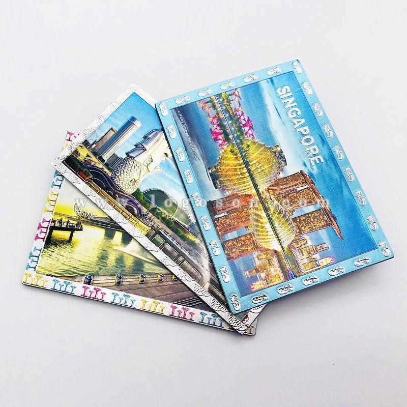 singapore foil magnets