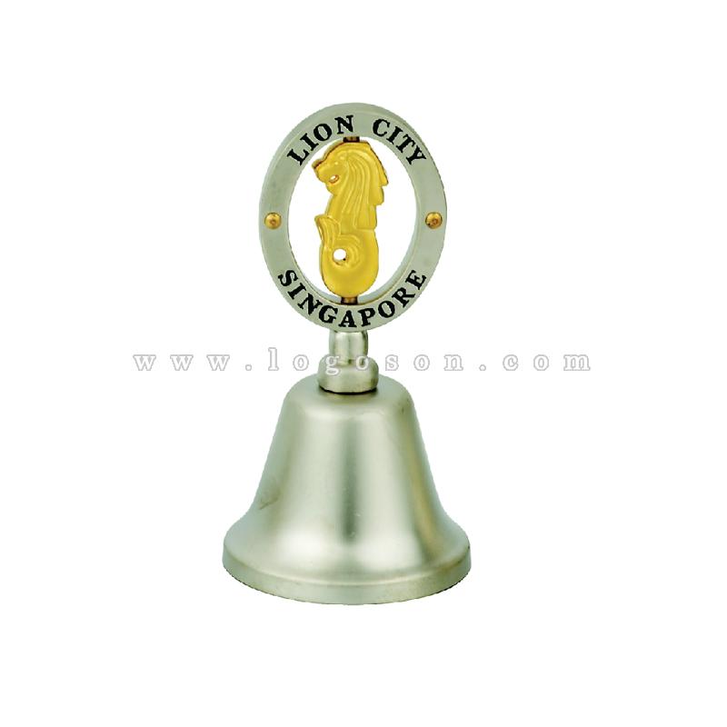 Lion city dinner bell