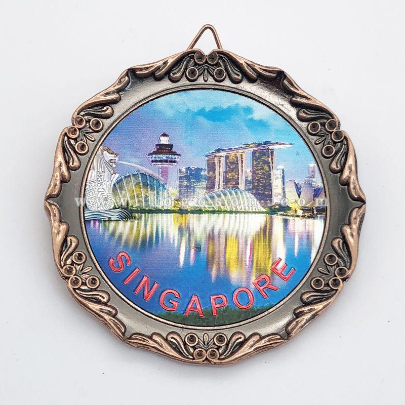 singapore wall plate