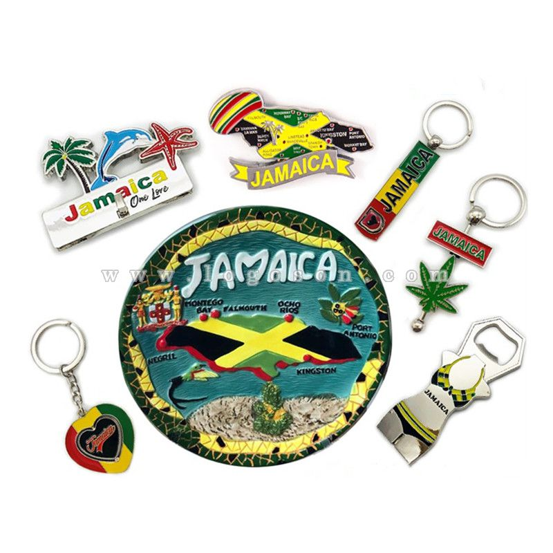 jamaica souvenir set
