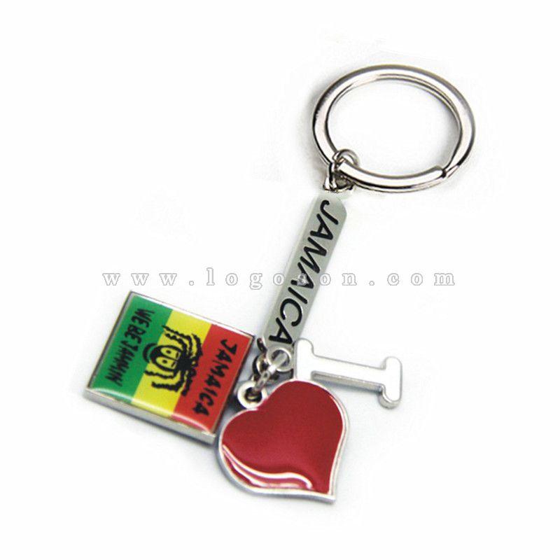 jamaica souvenir keychain