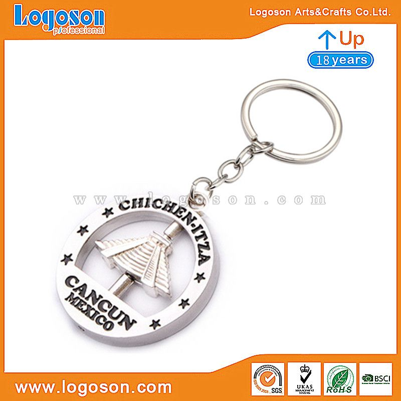 cancun keychain