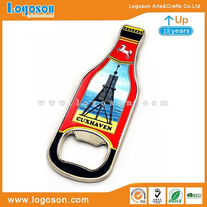 Bottle shaped opener